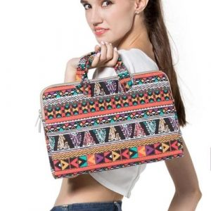 Brand Bohemian Canvas Laptop Hand Bag