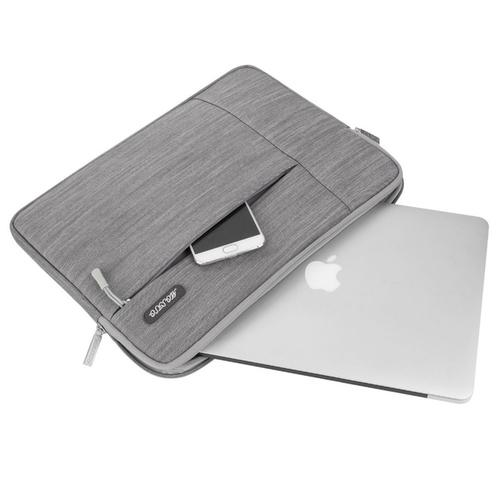 Denim Fabric Laptop Carrying Case for 11, 12, 13, & 15 inch Laptops/Notebooks