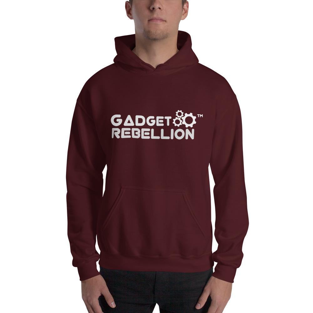Gadget Rebellion Hooded Sweatshirt