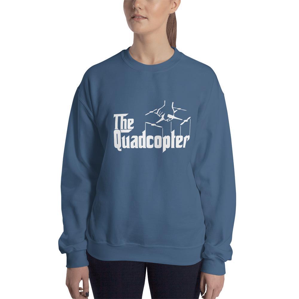 The Quadcopter Women Sweatshirt