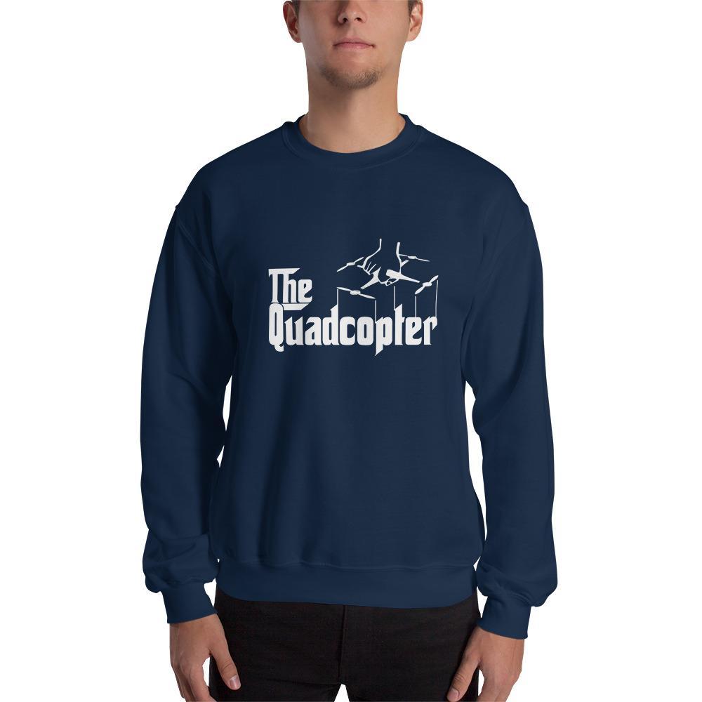 The Quadcopter Men Sweatshirt