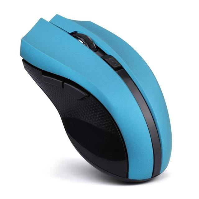 Cordless Wireless Mouse Gaming 2.4GHz Optical Wireless Mouse