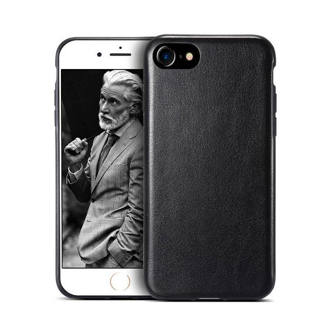 Leather Retro Crazy Horse Style Phone Bag Cases For Apple iPhones