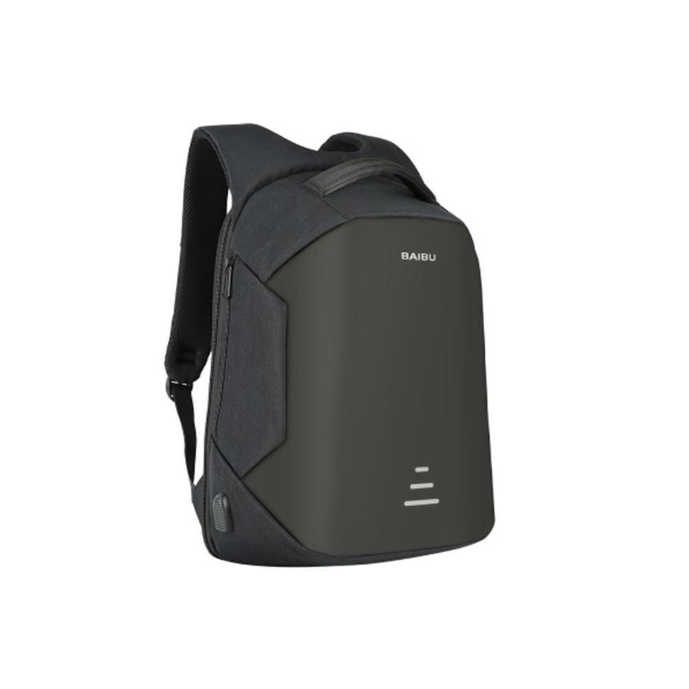 Waterproof Large Capacity Charging Backpack with USB Charging Port