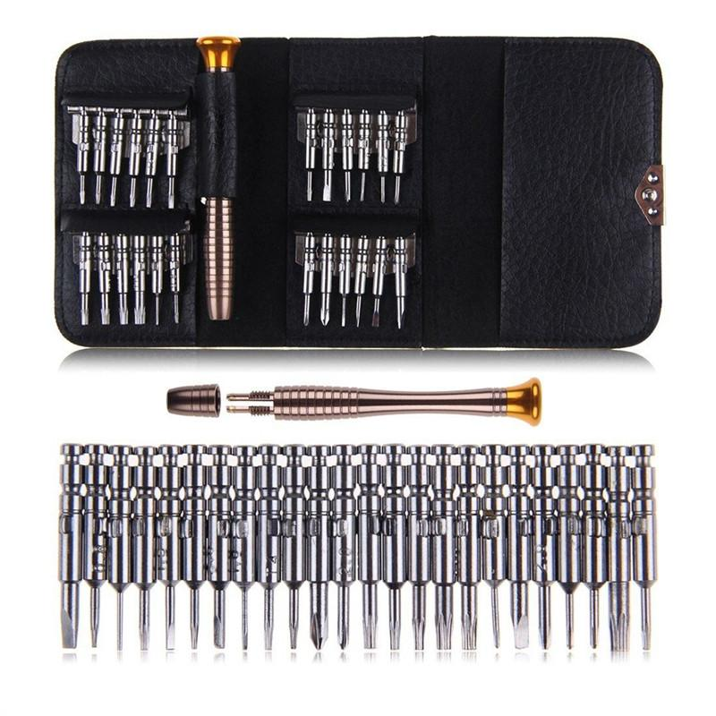 25-in-1 Pro Repair Tool Screwdriver Kit for all gadgets