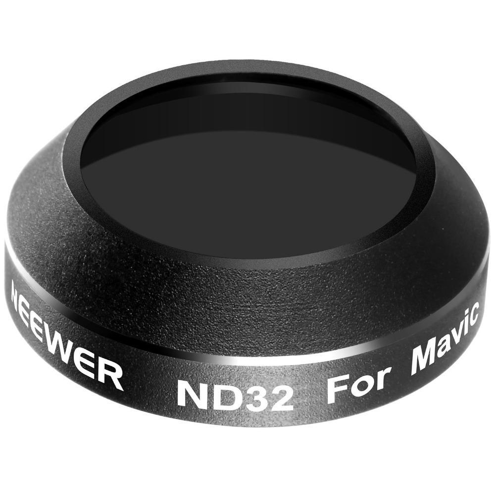 Aluminum Alloy Frame ND32 Lens Filter for DJI Mavic Pro (1 Pc)