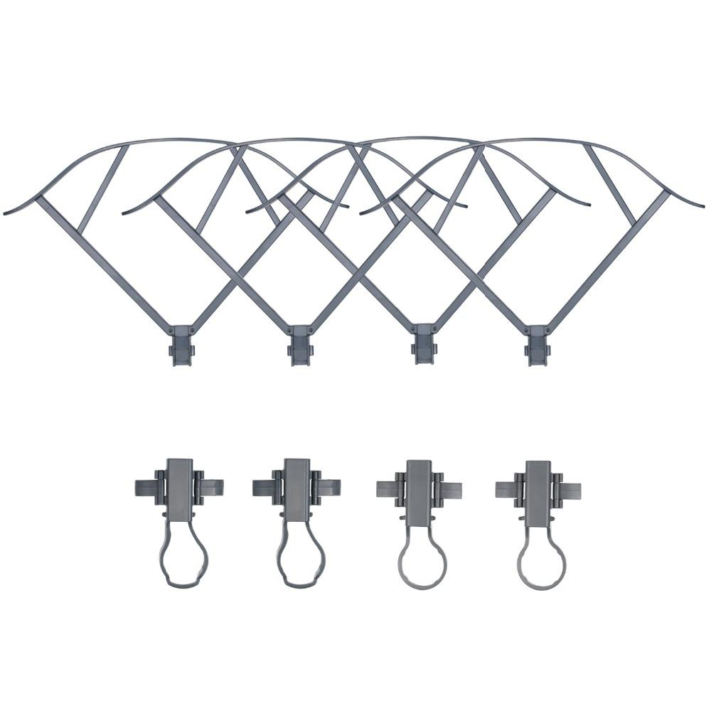 Removable Anti-Collision Triangle Structure Propeller Protector for DJI Mavic Pro (4 Units)