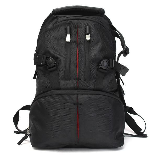Black Waterproof Professional Photography Backpack
