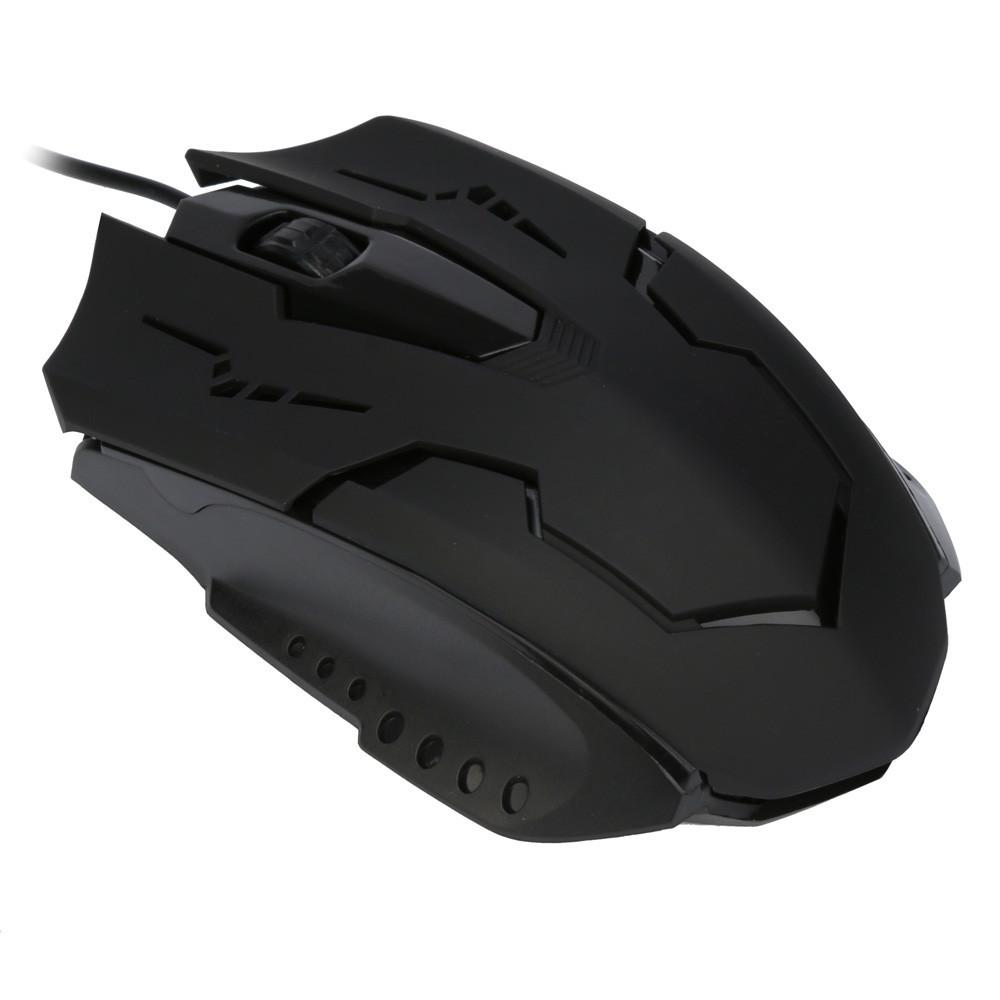 USB Wired 1200 DPI Optical Gaming Mouse