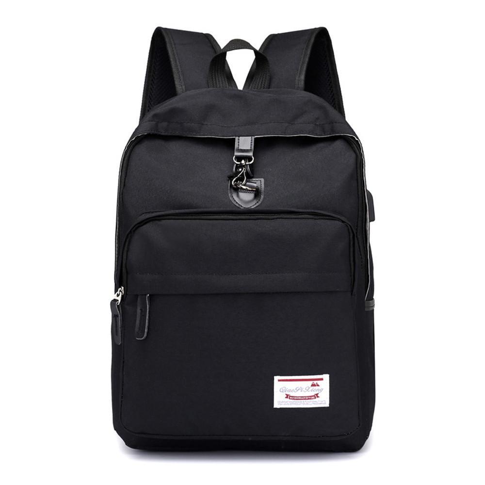 Nylon Student Travel Backpack