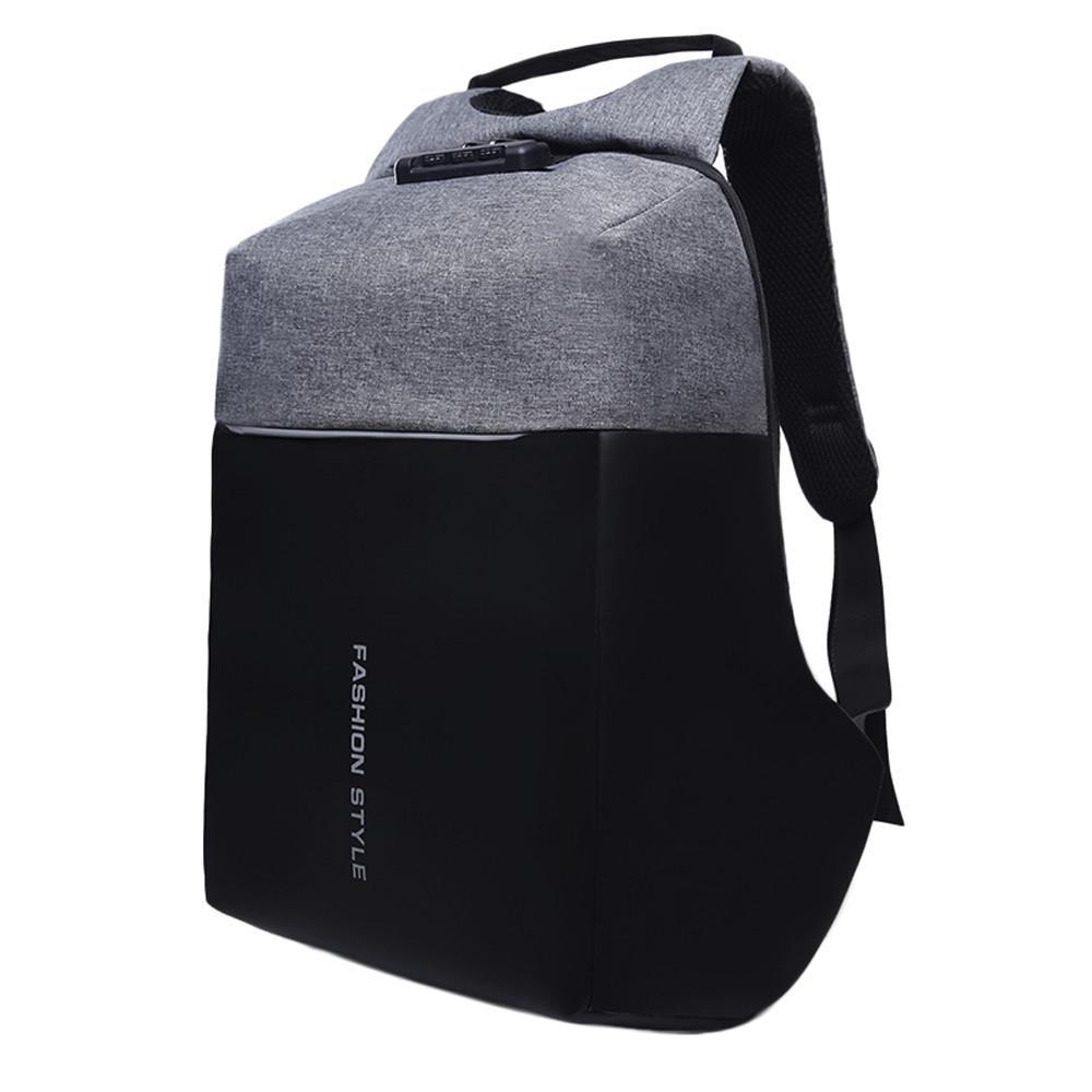 Multi-functional high-capacity backpack