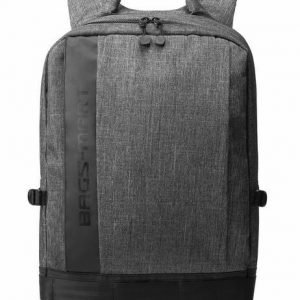 Grey Laptop Backpack