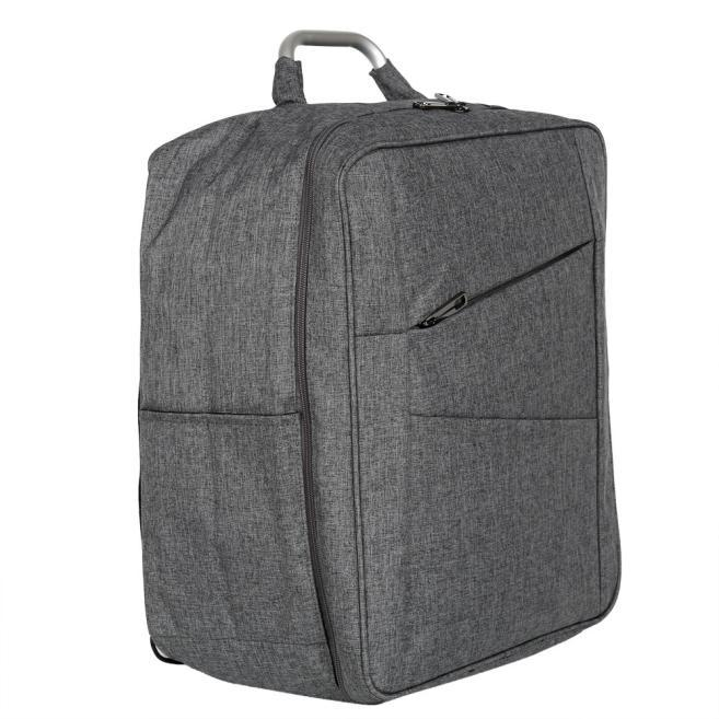 Heather Grey Drone Backpack for DJI Phantom